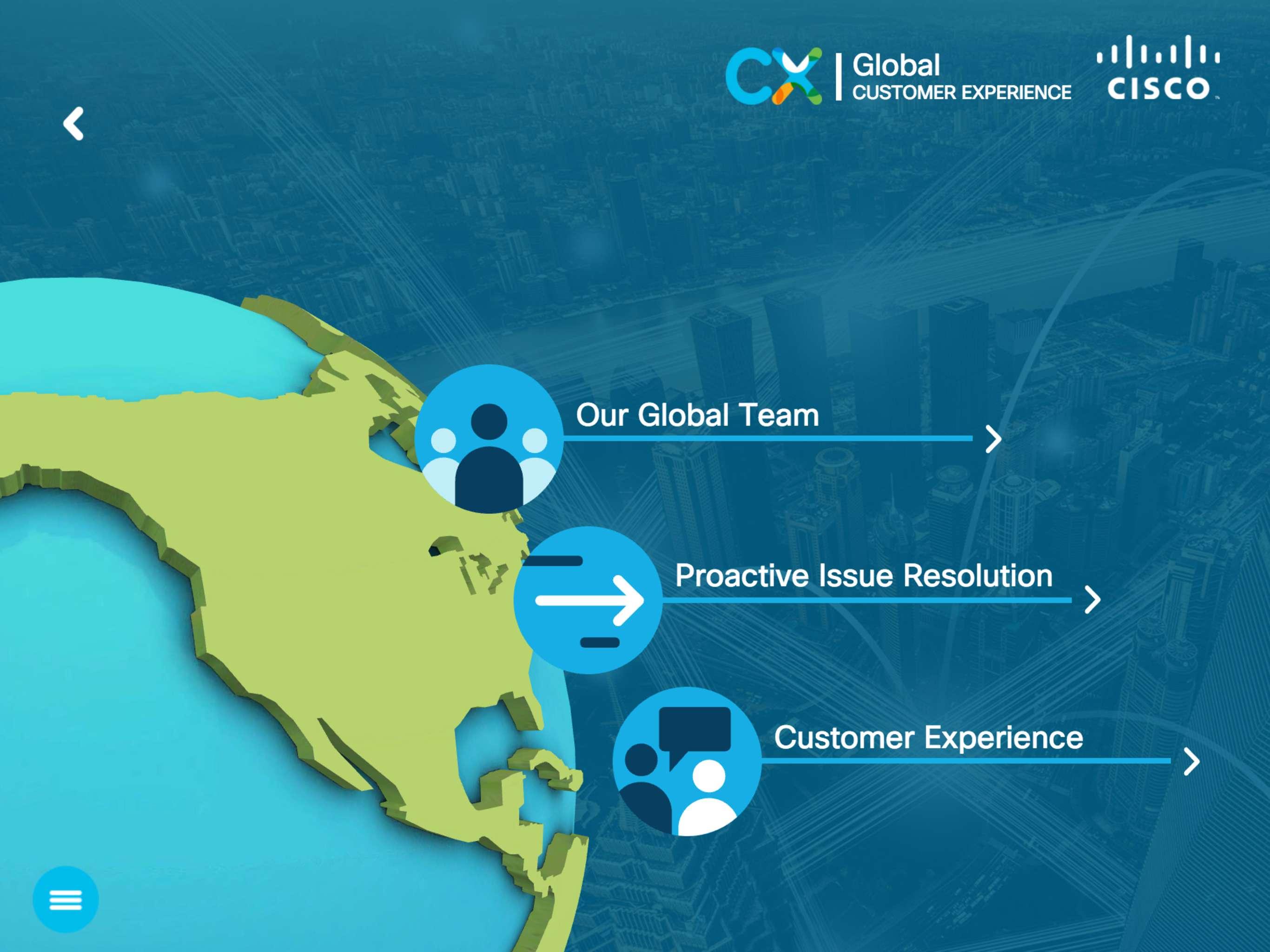 Cisco CX Product and Services Catalog