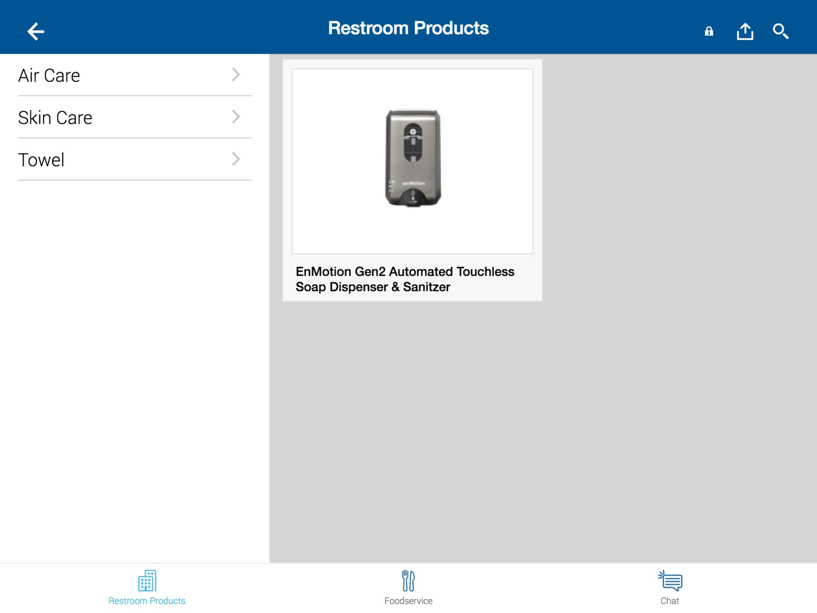 GP PRO 3D Interactive Catalog